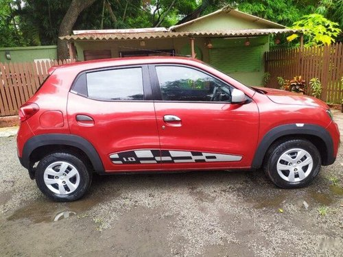 Renault KWID 1.0 RXT Optional 2017 MT for sale in Pune-12