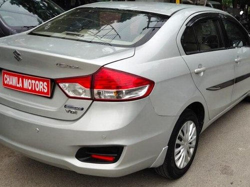 Maruti Ciaz VDi Option SHVS 2017 MT for sale in Ghaziabad