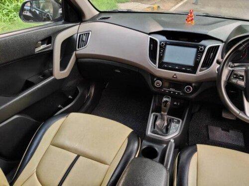 2016 Hyundai Creta 1.6 VTVT AT SX Plus for sale in New Delhi