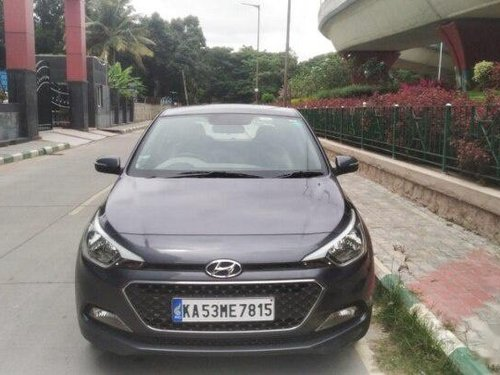 Hyundai Elite i20 2017 MT for sale in Bangalore