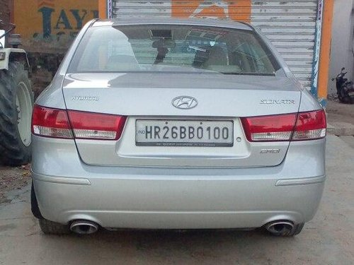 2010 Hyundai Sonata Version 2.0 CRDi MT for sale in Gurgaon
