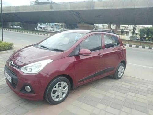 2016 Hyundai Grand i10 1.2 Kappa Sportz BSIV MT in Bangalore