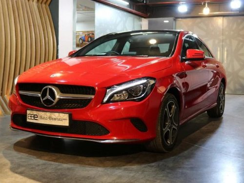 Mercedes-Benz CLA 200 CDI Sport 2017 AT for sale in New Delhi