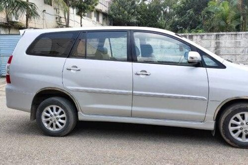 Toyota Innova 2.5 VX (Diesel) 8 Seater BS IV 2013 MT for sale in Bangalore