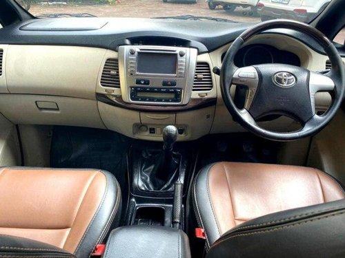Toyota Innova 2.5 VX (Diesel) 7 Seater 2015 MT for sale in Mumbai