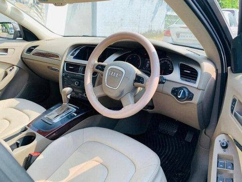 Used 2011 Audi A4 2.0 TDI AT for sale in Mumbai-0