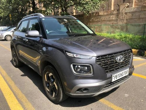2019 Hyundai Venue AT for sale in New Delhi