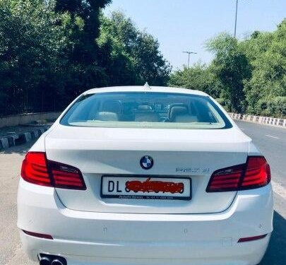 2011 BMW 5 Series 2013-2017 AT for sale in New Delhi-18