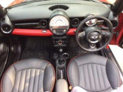 Used 2013 Mini Cooper Convertible S AT for sale in New Delhi