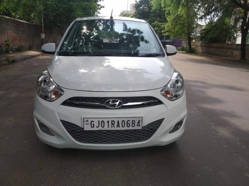 Hyundai i10 Sportz 2012 AT for sale in Ahmedabad