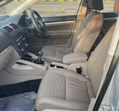 2010 Volkswagen Jetta 2007-2011 2.0 TDI Comfortline MT for sale in Mumbai