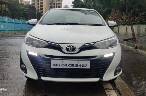 2018 Toyota Yaris VX CVT BSIV AT for sale in Mumbai