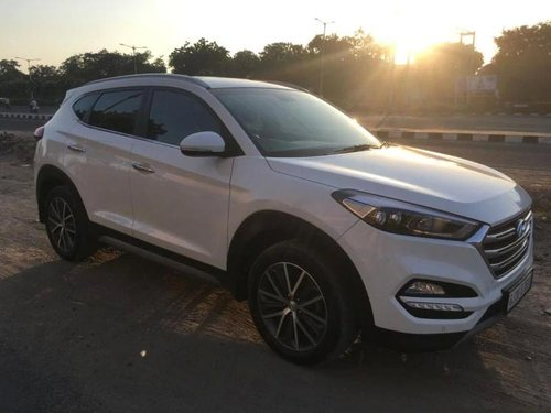 Used 2017 Hyundai Tucson CRDi AT for sale in Ahmedabad