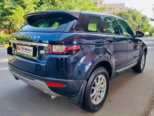 Used 2017 Land Rover Range Rover Evoque 2.0 TD4 HSE AT in Ahmedabad-17