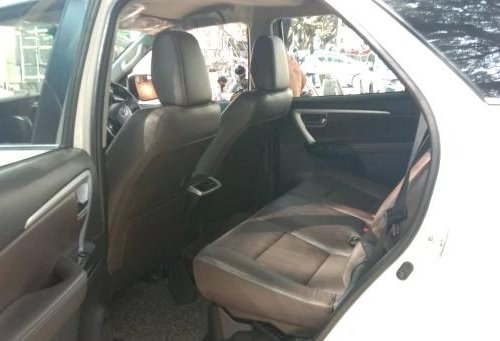 2017 Toyota Fortuner 2.8 4WD MT for sale in Bangalore