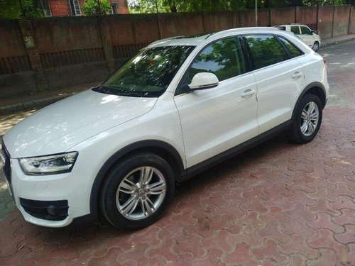 Used 2015 Audi Q3 2012-2015 AT for sale in New Delhi