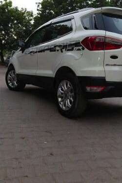 Used Ford EcoSport 1.5 Diesel Titanium 2014 MT for sale in New Delhi