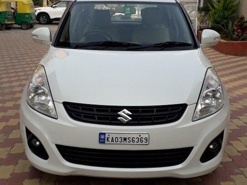 Maruti Suzuki Swift Dzire 2013 MT for sale in Bangalore