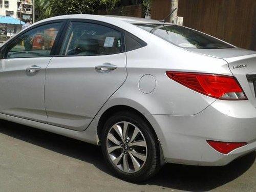 Used 2015 Hyundai Verna 1.6 VTVT S AT for sale in Mumbai