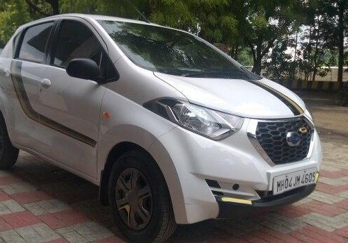 Used Datsun GO T Option 2018 MT for sale in Nashik-7