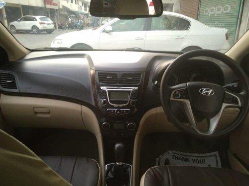 2013 Hyundai Verna AT for sale in Nagpur