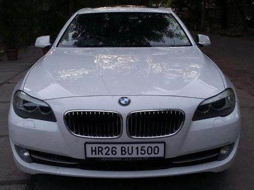 2012 BMW 5 Series 530d Highline Sedan AT in New Delhi
