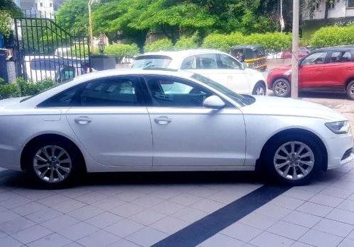 2012 Audi A6 2.0 TDI Design Edition AT in Pune