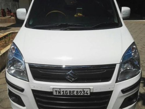 Maruti Wagon R VXI BS IV 2018 MT for sale in Chennai