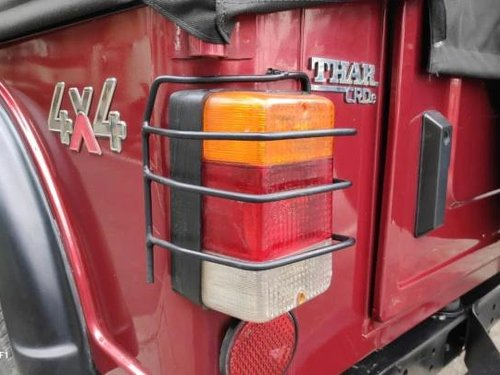 2012 Mahindra Thar 4X4 MT for sale in Bangalore
