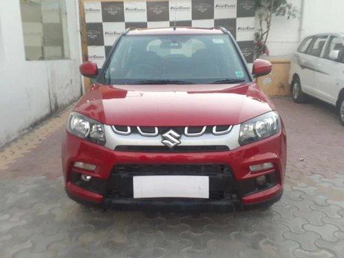2017 Maruti Vitara Brezza VDi Option MT in Jaipur