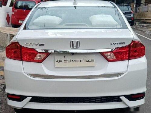 2017 Honda City VX MT for sale in Bangalore
