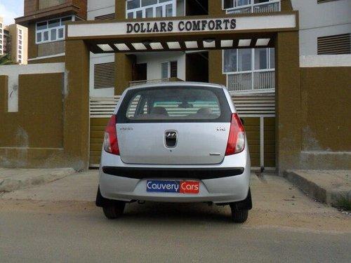 Hyundai i10 Era 2008 MT for sale in Bangalore