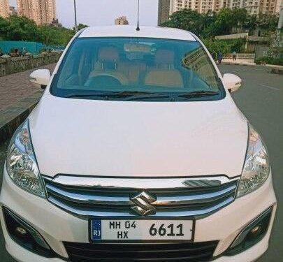 Used 2017 Maruti Suzuki Ertiga SHVS ZDI MT for sale in Thane