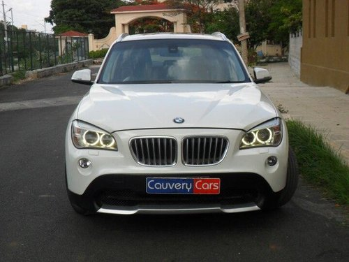 BMW X1 sDrive20d xLine 2014 AT for sale in Bangalore