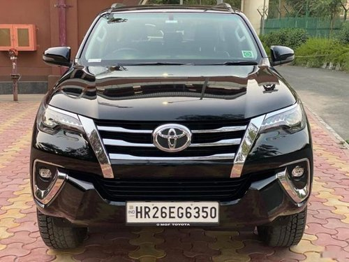 2020 Toyota Fortuner 2.8 2WD AT in New Delhi-6