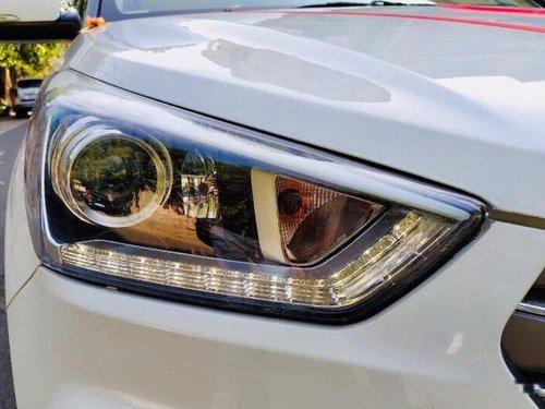 2018 Hyundai Creta 1.6 VTVT SX Plus Dual Tone MT in New Delhi