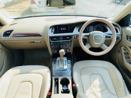 Used 2011 Audi A4 2.0 TDI AT for sale in Mumbai