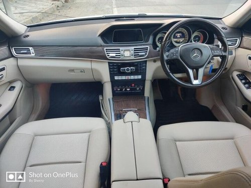2016 Mercedes-Benz E-Class E250 CDI Avantgarde AT in Mumbai