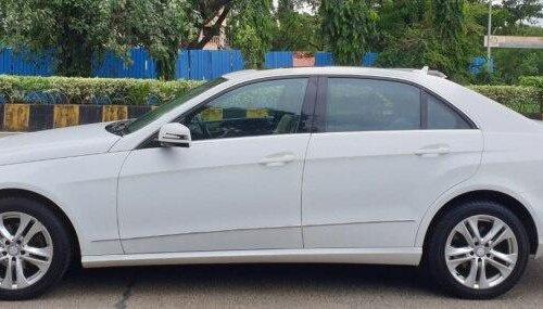 Mercedes Benz E Class E 200 2013 AT for sale in Mumbai