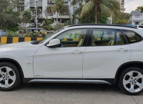 BMW X1 sDrive20d xLine 2013 AT for sale in Mumbai