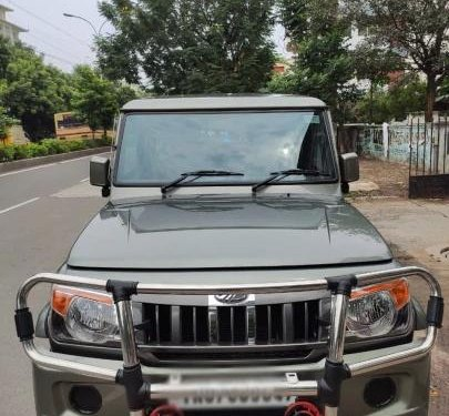 Used Mahindra Bolero ZLX BSIII 2019 MT for sale in Chennai