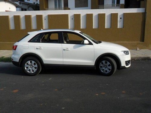 Audi Q3 2.0 TDI 2014 AT for sale in Bangalore