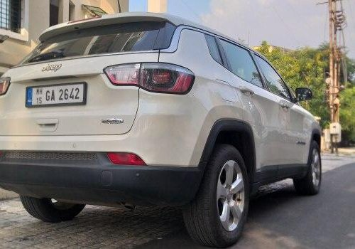 2017 Jeep Compass 2.0 Longitude AT for sale in Nashik