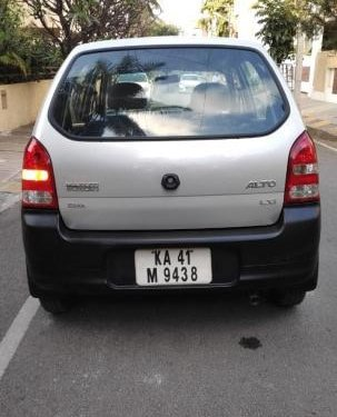 Maruti Alto LXi 2009 MT for sale in Bangalore-4