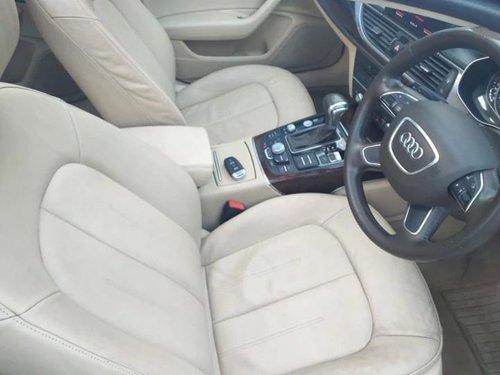 2015 Audi A6 2.0 TDI Design Edition AT in Kolkata