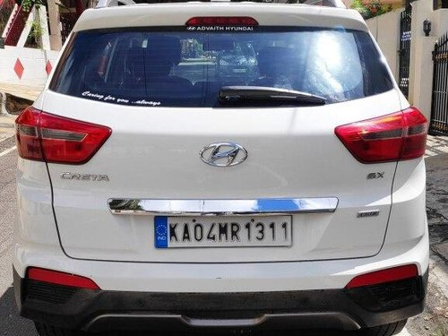 2016 Hyundai Creta 1.6 CRDi SX MT for sale in Bangalore