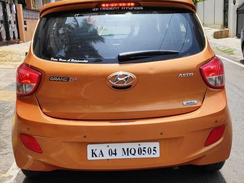 Used 2015 Hyundai i10 Asta AT for sale in Bangalore