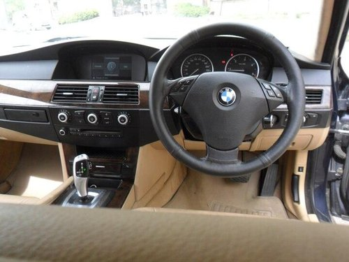 BMW 5 Series 520d 2009 AT for sale in Bangalore