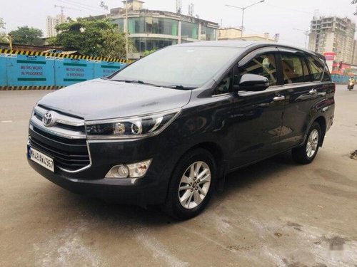 2017 Toyota Innova Crysta 2.4 VX MT for sale in Mumbai