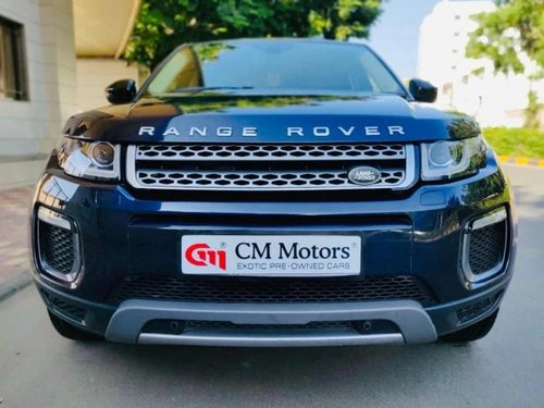 Used 2017 Land Rover Range Rover Evoque 2.0 TD4 HSE AT in Ahmedabad